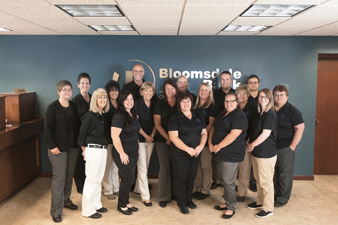 Bloomsdale team
